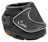 Cavallo Equine Sport Boot Slim with FREE Hoof Pick Hoof Boots 5 Black