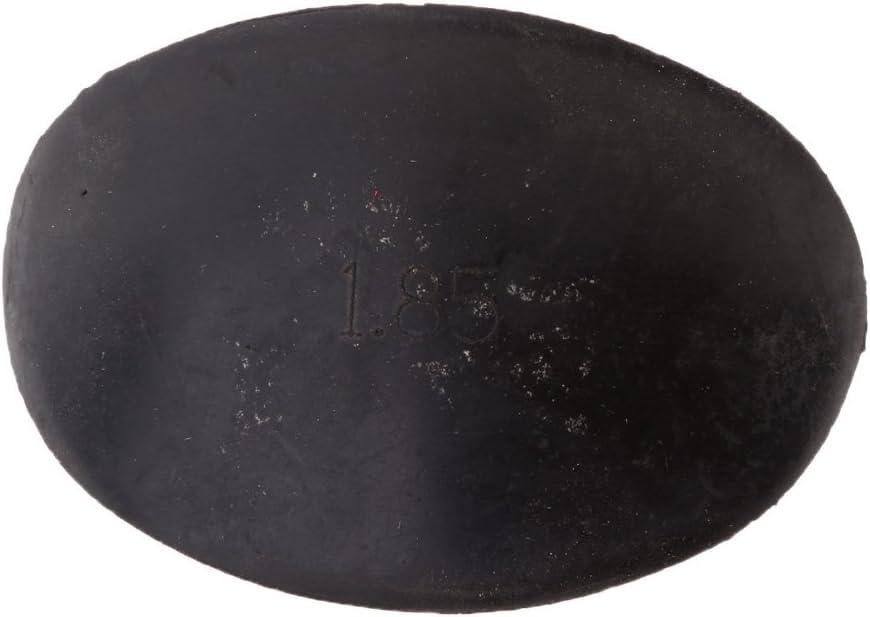 Black 1.85 Inch MagiDeal Motorcycle Rim Lock Aluminum Dirt Bike Motorbike Wheel Tire Tube Lock
