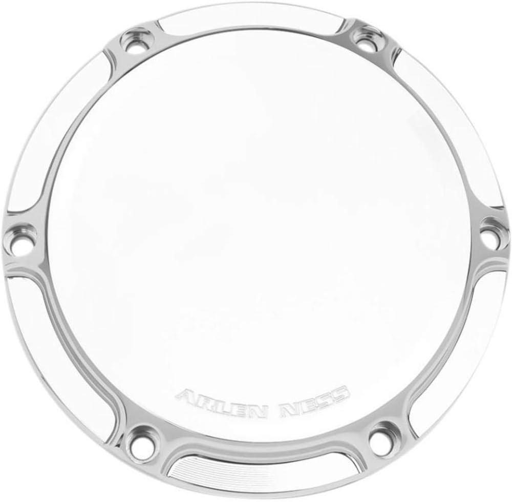 Arlen Ness 03-485 Chrome Ness-Tech Derby Cover