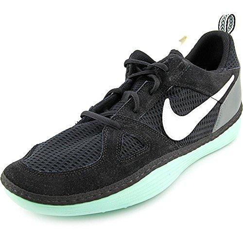 0c9db585671 Nike Mens Solarsoft Run BLACK BOMBER GREY  WHITE 631409-010 11 - Buy Online  in UAE.