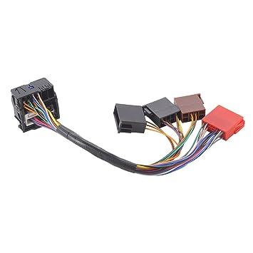 XCSOURCE Audi VW ISO Autoradio Draht Verkabelung Kabel Elektro ...