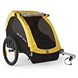 Burley Design Bee Bike Trailer, Yellow