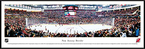 New Jersey Devils - Center Ice at Prudential Center - Panoramic Print