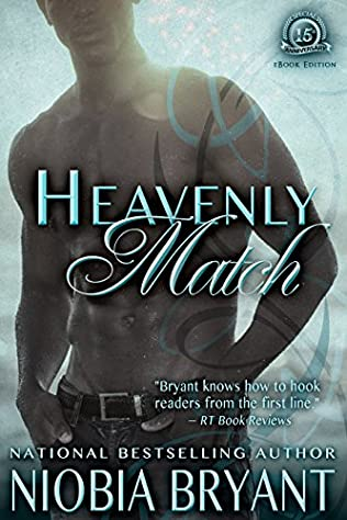 book cover of Heavenly Match
