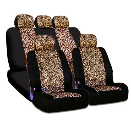 car seat cover animal print - 6