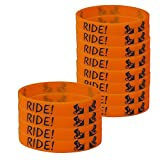 Dirt Bike Kids' Wristbands (Multiple Quantities Available)