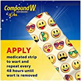 Compound W One Step Medicated Strips For Kids