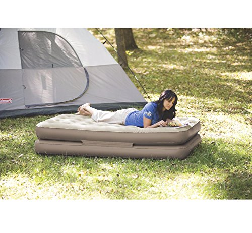 NEW! COLEMAN Premium 5-in-1 Twin/King PVC Quickbed Airbed Mattress & Hide-A-Sofa by Coleman (Image #2)