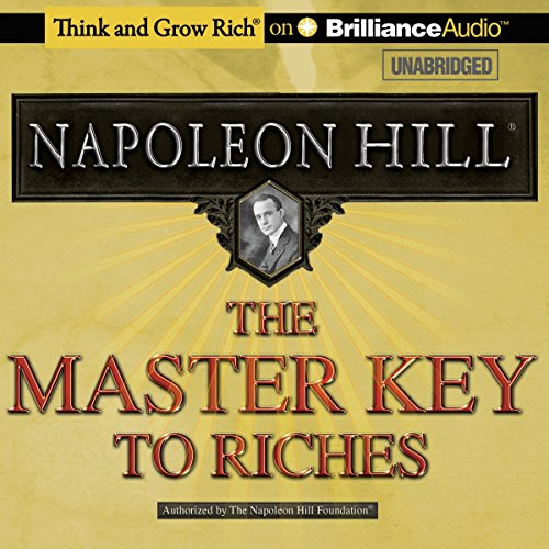 The Master Key to Riches Audiobook [Free Download by Trial] thumbnail