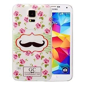 GX Teléfono Móvil Samsung - Cobertor Posterior - Diseño Especial - para Samsung S5 i9600 ( Multi-color , Plástico )
