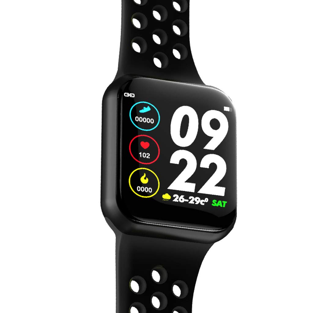 Amazon.com: F8 IP67 reloj inteligente resistente al agua ...