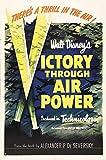 27 x 40 Victory Through Air Power Movie Poster