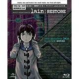serial experiments lain Blu-ray BOX|RESTORE