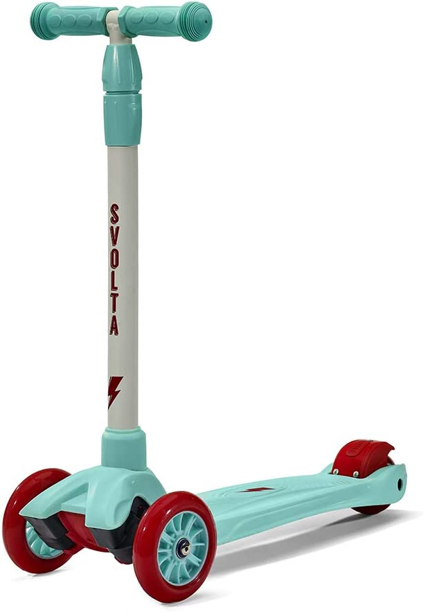 4. SVOLTA Mega Kick Scooter with T-Bar