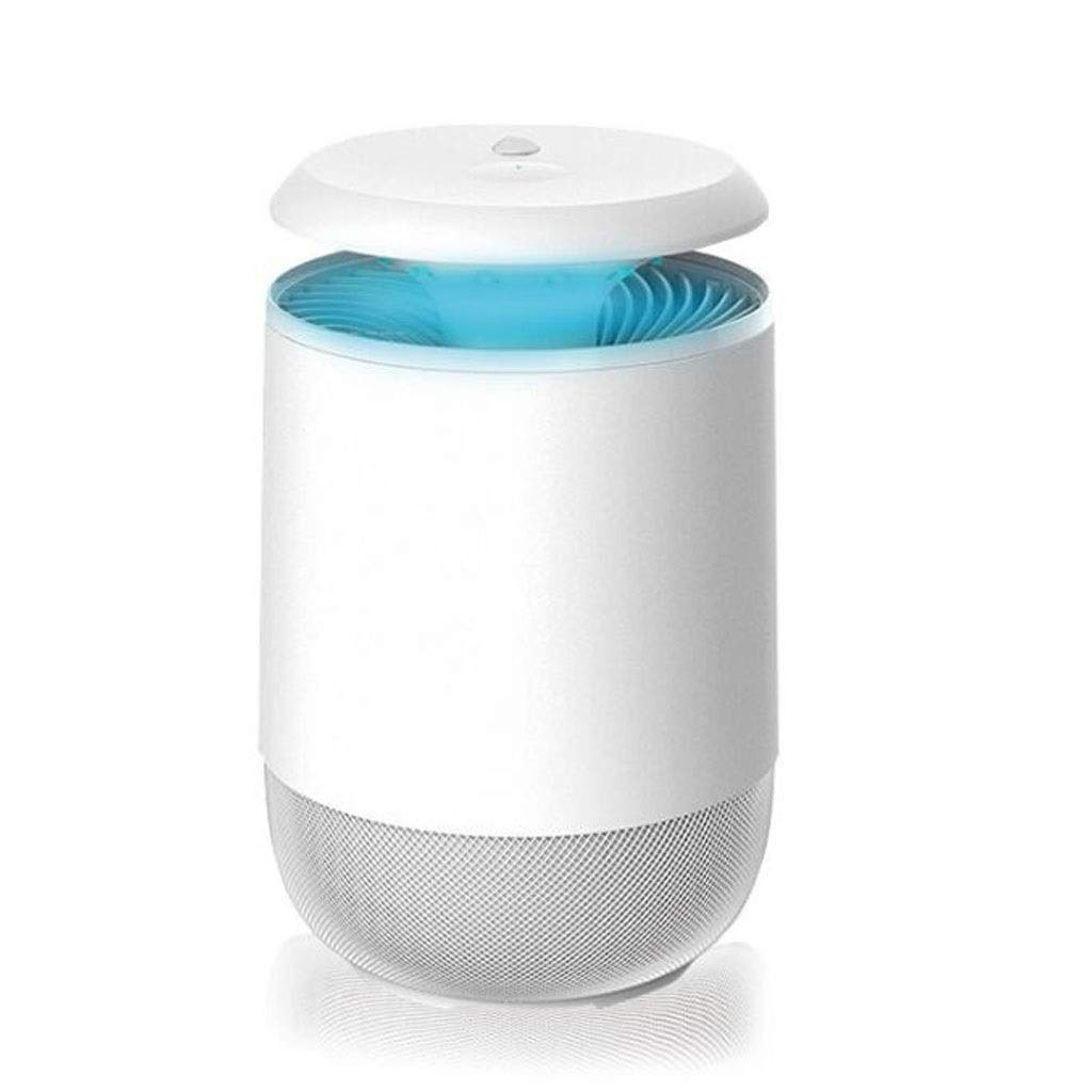 HXLUK Zanzara Lamp Indoor Zanzara Repellente Antiradiazione Donne Incinte e Infanti Fotocatalitico Anti-essiccato Repellente per zanzare