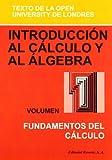 img - for Introducci n al c lculo y al  lgebra (Spanish Edition) book / textbook / text book
