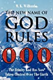 The New Name of God Rules, M. K. Wilbanks, 1432777963
