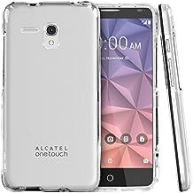 Alcatel One Touch Fierce XL 5054N - 16GB - Unlocked GSM 4G LTE Smartphone - Black & Silver - (Certified refurbished)