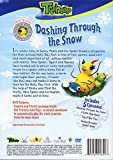 Miss Spider: Dashing Through the Snow