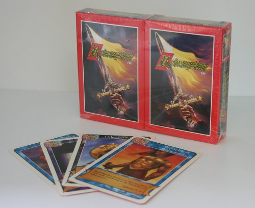 Redemption trading card game