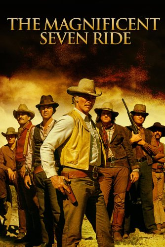 magnificent seven rides again lee van cleef michael callan ally ann mclerie. Black Bedroom Furniture Sets. Home Design Ideas