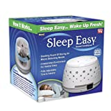 Pictek White Noise Machine, 24 Soothing Sleep Therapy Sound Machine with Playing All Night or Other Timer Option, Sound Spa Relaxation Machine for Baby, Adult and Traveler (Adapter Not Included)