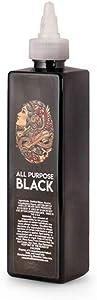 Skin Candy Tattoo Ink, All Purpose Black,8oz.