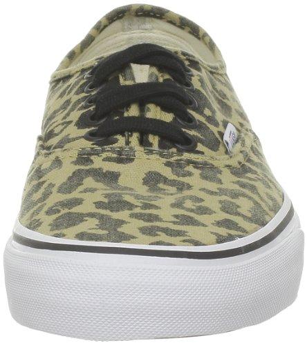 Vans Unisex Authentic Skateschuh (Van Doren) Leopard / Schwarz
