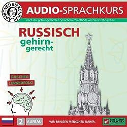 Russisch gehirn-gerecht: 2. Aufbau (Birkenbihl Sprachen)