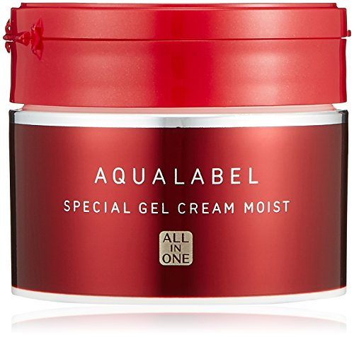 (Shiseido Aqua Label Special Gel Cream (Moist) High-humidity type All-in-one 90 g)