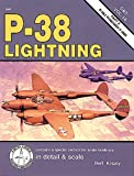 P-38 Lightning in Detail and Scale, Bert Kinzey, 1888974117