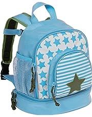 Sonderangebot: L?SSIG Kinderrucksack Kindergartentasche mit Brustgurt/Mini Backpack Starlight Olive und mehr