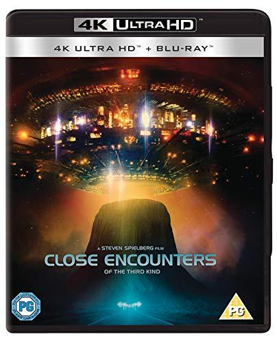 Close Encounters Of The Third Kind [4K Ultra HD] [Blu-ray] [2018] [Region Free]