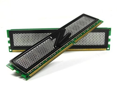 OCZ 2GB DDR2 800MHZ Kit (Retail Package)