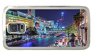 Hipster fun Samsung Galaxy S5 Case bangkok thaliand PC Transparent for Samsung S5