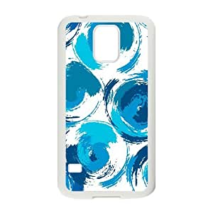 SYYCH Phone case Of Colorful Circle Dot 2 Cover Case For Samsung Galaxy S5 i9600