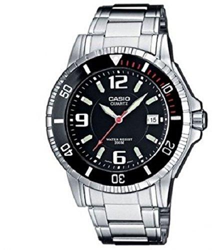 0412ac196f6f Reloj Casio para Hombre MTD-1053D-1AVES  Amazon.es  Relojes