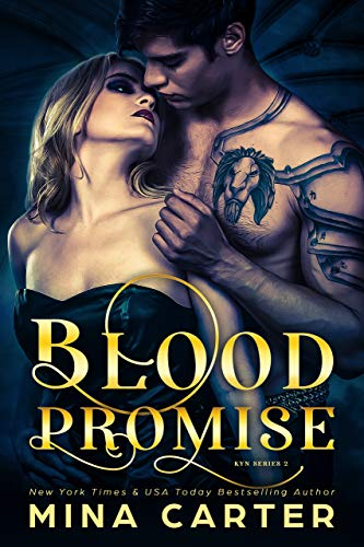 Warrior Throwing Knives - Blood Promise (Kyn Series Book 2)