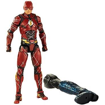 DC Comics Multiverse Justice League The Flash Figure, 6