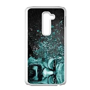 LG G2 Cell Phone Case White Breaking Bad ppxg