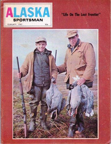 Alaska Sportsman, February 1967 (Volume XXXIII Number 2)