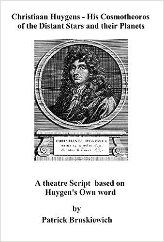 Precios de libros de Amazon descargadosChristiaan Huygens -his Cosmotheoros of the Distant Stars and their Planets PDF iBook PDB B010MRLLVC