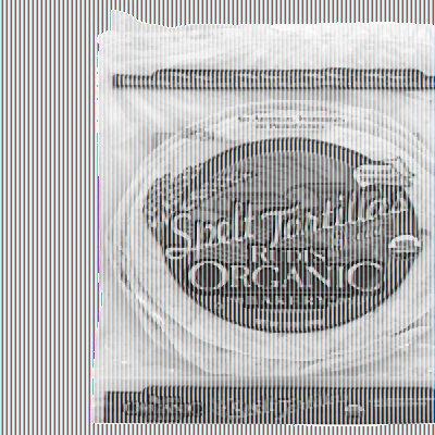 Rudis Organic White Spelt Tortilla, 12 Ounce -- 12 per case. by Rudis