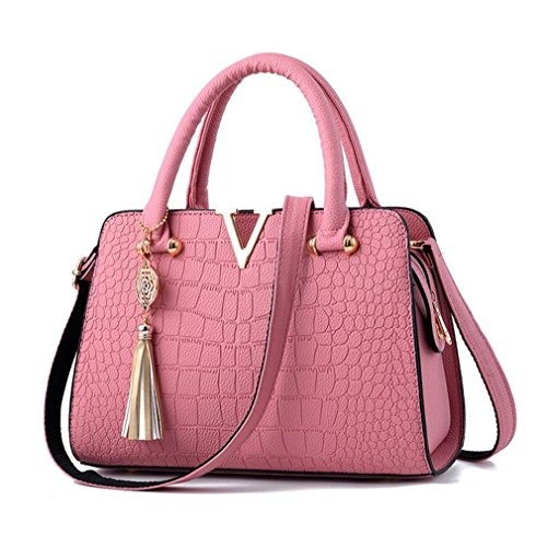 Louis Vuitton Pink Handbag - 9