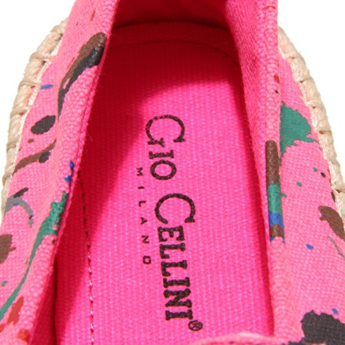 scarpe espadrillas donna fucsia CELLINI 7728P GIO mocassino loafer women Cc5qvv1p