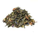 Bamboo Tea House Summer Rose Green Tea (4 Ounce Bag) For Sale
