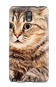 carlos d archuleta's Shop Hot Hot Tpye Cat Case Cover For Galaxy Note 3 8274915K63145520