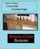 5 DVD Set of Decorative Concrete Training Videos