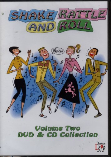 Vol. 2-Shake Rattle & Roll (Pal/Region 2) (Rattle Pal)