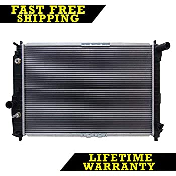 RADIATOR FOR CHEVY PONTIAC SUZUKI FITS AVEO WAVE SWIFT 1.6 L4 4CYL 2873